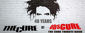 Foto THE CURE 40 YEARS BY OBSCURE